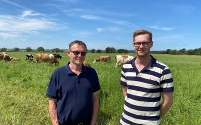 Dairy Tech Success for Glenzierfoot